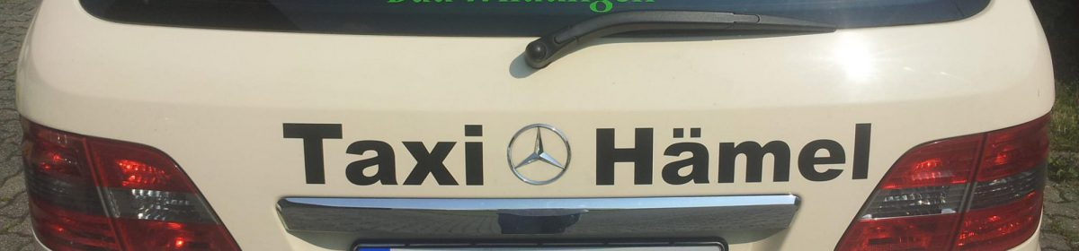 Taxi-Haemel